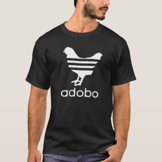 white_adobo T-Shirt