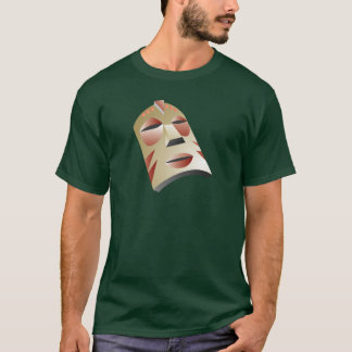 White African Mask T-Shirt