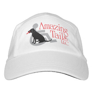 White Amazing Tails Hat