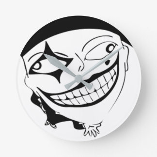 White And Black MTJ Clocks