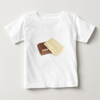 White and brown chocolate baby T-Shirt
