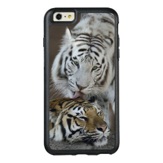 White And Brown Tigers Resting OtterBox iPhone 6/6s Plus Case