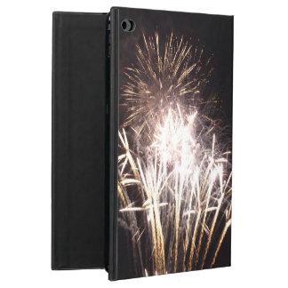 White and Gold Fireworks I Patriotic Celebration