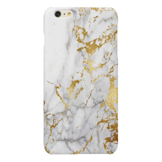 White and Gold Marble Pattern Trending Urban