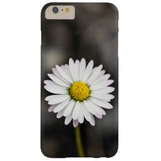 White and yellow daisy barely there iPhone 6 plus case