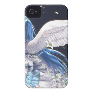 White Angel San iPhone 4 Covers