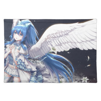 White Angel San Placemat