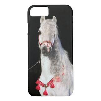 White Arabian Horse IPhone Cover