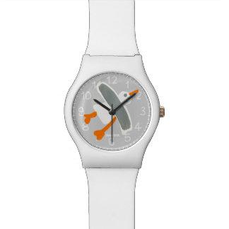 White Art Watch: John Dyer Cornish Seagull Watch