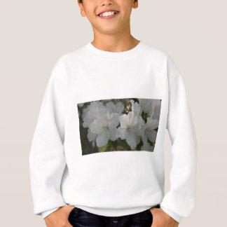 White Azaleas Sweatshirt