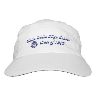 White Ball Cap - Horizontal Logo