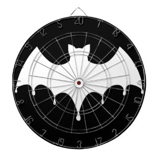 White Bat Dartboard
