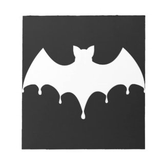 White Bat Notepad
