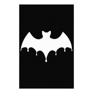White Bat Stationery
