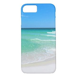 White Beach iPhone 8/7 Case