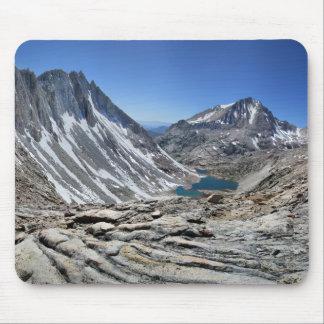White Bear and Brown Bear Lake - Sierra Mouse Pad