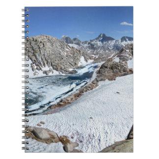 White Bear and Brown Bear Lake - Sierra Notebook