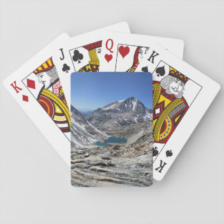 White Bear and Brown Bear Lake - Sierra Playing Cards