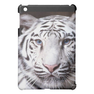 White Bengal Tiger Photography iPad Mini Cases