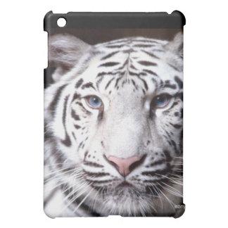 White Bengal Tiger Photography iPad Mini Cases