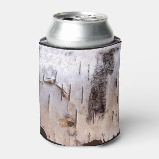 White Birch Bark Can Cooler