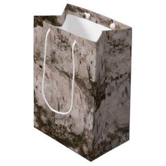 White Birch Bark Medium Gift Bag