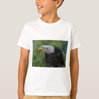 White Black Eagle during Daytime T-Shirt