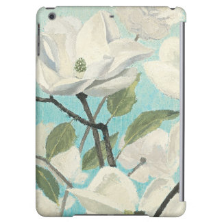 White Blossoms from the South iPad Air Case