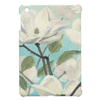 White Blossoms from the South iPad Mini Case