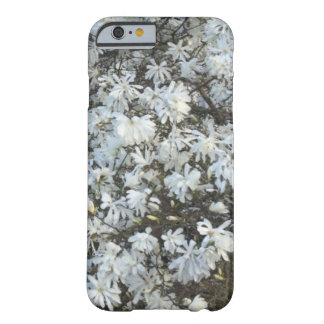 White Blossoms PhoneCase Barely There iPhone 6 Case