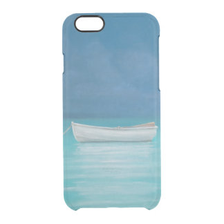 White boat Kilifi 2012 Clear iPhone 6/6S Case