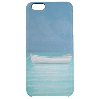 White boat Kilifi 2012 Clear iPhone 6 Plus Case