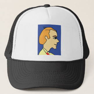 white boy1 trucker hat