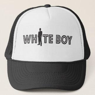 White Boy Hat