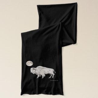 White Buffalo Full Moon Scarf