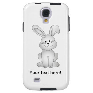 White bunny clipart