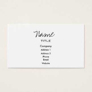 Catchy business cards business card printing zazzle ca for Catchy business cards
