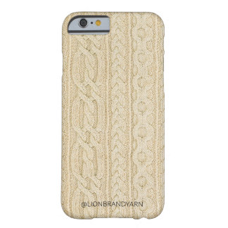 White Cable Phone Case