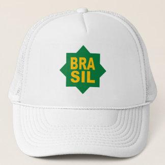 WHITE   CAP   TRUCKER DESIGN BRASIL