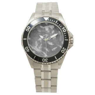 White Chalk and Black Ink Watches