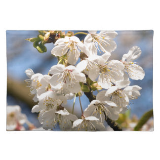 White Cherry bare OM Placemat
