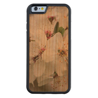 White Cherry Blooms Cherry iPhone 6 Bumper Case