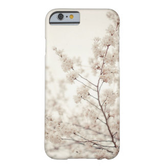 White Cherry Blossoms - Central Park Spring Barely There iPhone 6 Case