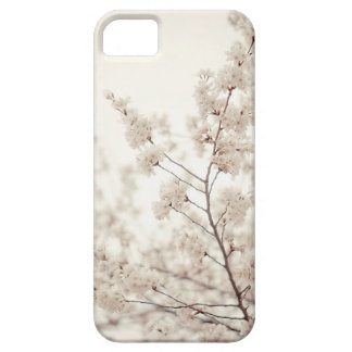 White Cherry Blossoms - Central Park Spring iPhone 5 Case