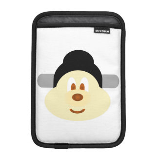 White Chn Male Hat 鲍 鲍 Ipad Mini  Rickshaw Sleeve