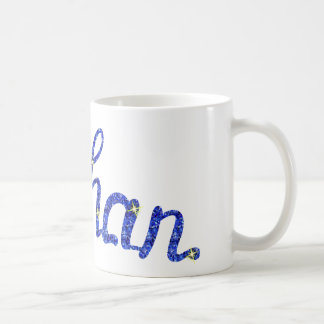 White  Classic Mug Nathan