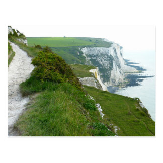 White Cliffs Of Dover Postcard