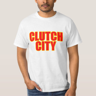 White Clutch City Shirt