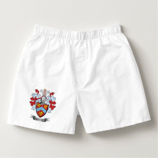 White Coat of Arms Boxers