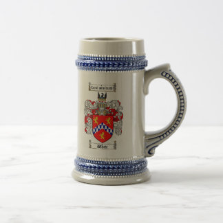 White Coat of Arms Stein